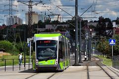 Solaris Tramino S111o #3006 MPK Olsztyn (3x105Na) Tags: solaris tramino s111o 3006 mpk olsztyn mpkolsztyn polska polen poland tramwaj tram strassenbahn