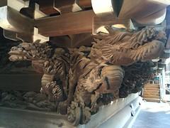 3D dragons (Stop carbon pollution) Tags: shibamata japan 日本 honshuu 本州 kantou 関東 toukyou tokyo 東京