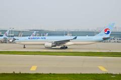 Korean Airbus A330 (A. Wee) Tags: korea  incheon airport  seoul  koreanair  airbus a330 a330300