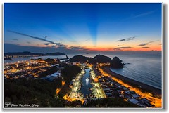 20160626__5D3_2315+2384 ( ( Allen Yang )) Tags:  nightview nightscene  canonef1635mmf28liiusm  landscapes allenyang  canon canoneos5dmarkiii 5d3 taiwan  allenabcmsahinetnet  ilan        sunrise