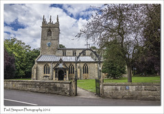 St Peters, Clayworth, Nottinghamshire (Paul Simpson Photography) Tags: stpeters stpeter church religion nottinghamshire tower trees imagesof imageof photoof photosof paulsimpsonphotography stonebuilding july2016 sonya77 churchesofengland nottinghamshirechurches clayworth