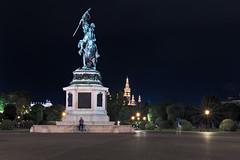 Wien - Hofburg (matuman-hh) Tags: vienna wien nightphotography long exposure hofburg