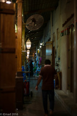 The narrow alleys of Grand Souk... (EHA73) Tags: leica nightphotography heritage alley dubai traditional uae streetphotography shops souk deira cultural leicamp summiluxm11450asph grandsouk typ240