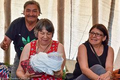 AAF_0694 (creehealth) Tags: natural birthing indigenous people teepee tipi eeyou istchee quebec james bay