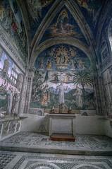 Cappella SM Aracoeli - side chapel (ansacariofoto) Tags: italy rome roma churches chapel chiesa pinturicchio aracoeli atx116prodx tokina1116 nikond5000