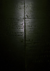 st john the baptist knaresborough 7 (ian.meekham) Tags: light shadow church wow dark nikon cross yorkshire carving negativespace lightshadow soe tone lightandshadow autofocus 50mm18d churchinteriors nikkor50mm18d yorkshirechurches nikond750