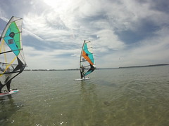 Improver Windsurfing Lessons - June 2016