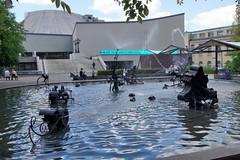 DSC07635 (imanh) Tags: art switzerland pond basel vijver iman kunstwerk zwitserland bazel heijboer imanh