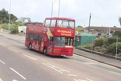 IMGB5128 Discover Dorset DT J319BSH Sandbanks 10 Jul 16 (Dave58282) Tags: bus dt discoverdorset j319bsh
