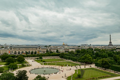 Tuileries Garden Paris (dronepicr) Tags: france sight allgemein wanderlust luftbildaufnahme holiday sehenswrdigkeit ferien euro aerial eifel tower eifelturm paris travel urlaub nikon sommerferien trip reisen luftbild lnderstdte geotagged frankreich eifeltower ledefrance fr