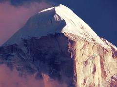 Mount Shivling peak (sandip23m) Tags: himalaya shivling