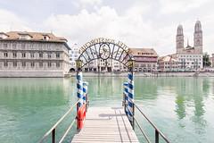 Hotel zum Storchen - Zurich - Switzerland (Nonac_eos) Tags: grossmster summer zurich holyday ef1635f28lii summertime manualexposureblending city luminositymask exposureblending canon6d noon nonaceos