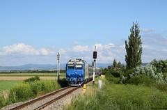 65 1300 (Drehstromkutscher) Tags: cfr romania class 65 cile ferate romne eisenbahn zug trein train rumnien inter regio railway railfanning trainspotting trains