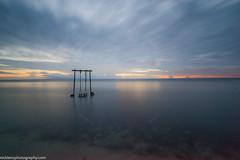 Stillness and Movement (Nick Lens Photography) Tags: longexposure tamron wideangle nikon gitzo landscape indonesia gilis sunset beach