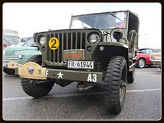Willys MB, 1944 (v8dub) Tags: willys mb 1944 4x4 gelndewagen arme army military militaire militr schweiz suisse switzerland fribourg freiburg american pkw voiture car wagen worldcars auto automobile automotive old oldtimer oldcar klassik classic collector