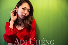 Adi_0030 (Adi Chng) Tags: adichng girl      redgreen