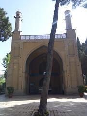 Shaking Minarates, Isfahan (Sasha India) Tags: iran irn esfahan isfahan monarjonban                          sallananminare