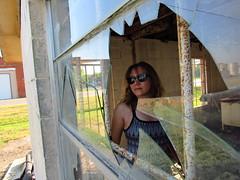 IMG_4888 (halffullpl) Tags: pattylebedhessphotos windows patty model glass break
