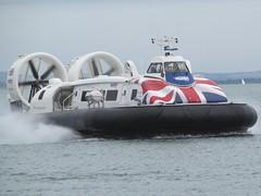 IMG_2284 (2) (fyfester) Tags: shanklin isleofwight august 2016 england hovercraft unionjack transport rye ferry