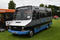 D41 MAG (markkirk85) Tags: alton bus rally 2016 buses iveco daily 4910 robin hood city nippy east yorkshire new 11987 41 d41 mag d41mag