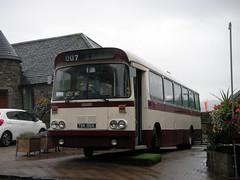 Ulsterbus Cafe (preselected) Tags: bus coach ulsterbus leyland leopard alexander belfast bankfoot buses cafe balmaha