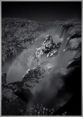 Iguazu Falls (jkardysphotos) Tags: iguazzufalls iguassufalls waterfalls infrared nikond80