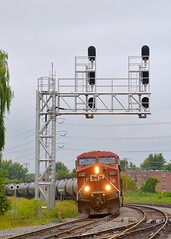 CP 650 (Michael Berry Railfan) Tags: cp canadianpacific cp650 ethanoltrain unittrain ge generalelectric gevo es44ac montreal lasalle adirondacksub quebec train freighttrain cp8841