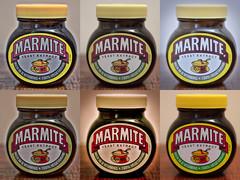 The manipulation of desire (@WineAlchemy1) Tags: pastiche marmite collage brand loveitorhateit food jar popart