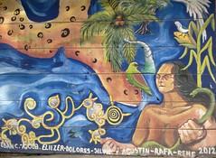 Altagracia - graffiti (Sasha India) Tags: ometepe ometepeisland nicaragua travel journey viajar