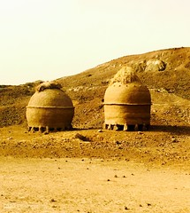 Huts in the Desert (DMG_Photography) Tags: nigeria native dessert nigerians nigerian