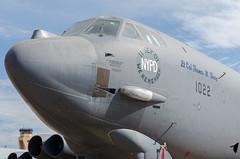 B-52H - 9/11/01 Nose Art (thetford569) Tags: 610022 82ndtrwsheppardgroundtrainer airforce aircraftmilitary airshow b52stratofortress b52h bomber ksps locations operator squadronunitbase type unitedstatesofamerica