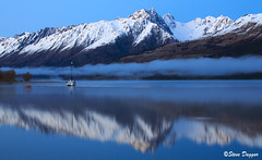 0S1A2648 (Steve Daggar) Tags: glenorchy newzealand sunrise landscape mountains snowcappedmountains reflections reflection lake queenstown
