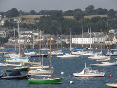 Flushing from Prince of Wales Pier, Falmouth, Cornwall, 7 September 2016 (AndrewDixon2812) Tags: cornwall falmouth flushing penryn river harbour yacht princeofwales pier fal