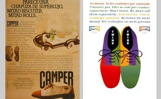 Camper - Museo del Diseño de Londres
