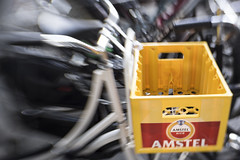 Beerbike - Bike #29/100 [Explored 21-5-2015] (Boxgrove Photography) Tags: lensbaby nederland eindhoven nl noordbrabant canoneos6d lensbabycontrolfreak