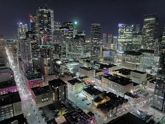 Toronto from Above ((robcee)) Tags: urban toronto ontario canada night landscape lights downtown cityscape fuji superia 12mm fashiondistrict geolocation 2015 roythomsonhall geo:state=ontario geo:country=canada geo:city=toronto camera:make=olympusimagingcorp exif:make=olympusimagingcorp exif:aperture=ƒ28 exif:lens=olympusm12mmf20 camera:model=em1 exif:model=em1 exif:isospeed=3200 exif:focallength=12mm