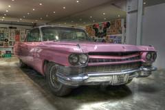 Pink Cadillac (Charliebubbles) Tags: canon eos hdr pinkcadillac photomatix 60d canoneos60d 150515 photomatixpro4