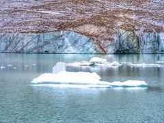 Glacier (wilde_charlie) Tags: lake snow canada cold ice landscape glacier alberta land layer northamerica warer