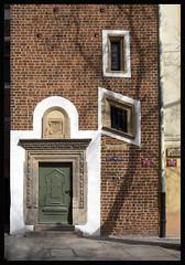 Parallelogram (albireo 2006) Tags: door window poland polska wroclaw wrocaw parallelogram
