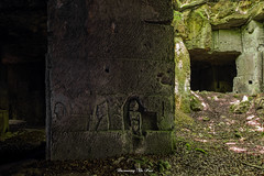 Carrire Germania (Discovering The Past) Tags: abandoned underground lost place bunker cave germania hhle carrire urbex wk1