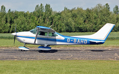 "G-BHAD Cessna A.152 Sturgate  EGCV Fly In 07-06-15 (PlanecrazyUK) Tags: ""fly in"" cessnaa152 sturgate 070615 egcv gbhad"