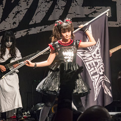 BABYMETAL in San Francisco, July 14th 2016 #14 (satoshikom) Tags: sanfrancisco concert heavymetal theregencyballroom babymetal moametal panasonicdmczs100