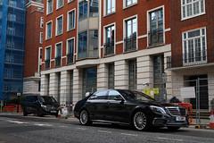 Mercedes-Benz S 65 AMG V222 (R_Simmerman Photography) Tags: street summer black london hotel garage united parking uae july kingdom s harrods arab mercedesbenz saudi mayfair 65 amg qatar supercars valet combo sloane 2016 v222 sportcars londoncars knightbridge hypercars carsoflondon