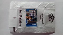 Srie Bretagne 01 - Sud Finistre - Dolan 01 (periglycophile) Tags: france bretagne sugar cube packet say sucre morceaux sucrology beghin priglycophilie