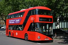 LT73 - LTZ 1073 (Solenteer) Tags: londonunited lt73 ltz1073 wrightbus nbfl hydeparkcorner ratp