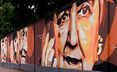 Via Andrea Ferrari, Milan - Liceo Artistico Cimabue (simy_sun) Tags: milan italy streetphotography street graffiti murales art colors coloring colorful