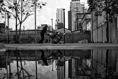 Santiago de Chile (Alejandro Bonilla) Tags: street santiago urban blackandwhite bw black blancoynegro atardecer sam sony streetphotography bn alfa urbana urbano alameda santiagodechile urbe urbex a290 santiagochile santiagocentro universitarios reginmetropolitana santiaguinos sonya290 alejandrobonilla