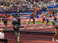 P1040595 (Commander Idham) Tags: muller anniversary games saturday 23 july 2016 team gb great britain rio athletics london olympic stadium 100m relay 3000m steeplechase long jump hurdles 110m