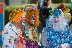 showmens rest. august 2016 (timp37) Tags: clown clowing around max clowns illinois showmens rest august 2016 woodlawn cemetary forest park maggie