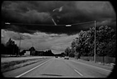 Environs de Gteborg - Sude (aRGeNTiC yeaRS) Tags: road sky clouds gteborg europe photographie route ciel thunderstorm nuages orage trafic sude didierhubert didierhubertphotographe